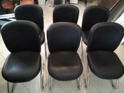 Cadeira Couro PU