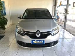Renault Logan 1.6 Expression 2014 apenas 49.000km, Único dono - 2014