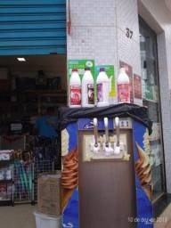 Maquina de sorvete expresso de balcão 220v