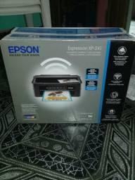 Enpresora Epson nova na caixa nunca usada com nota fiscal