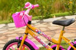 Bicicleta Mayva aro 16 feminina