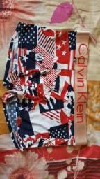 Cuecas Calvin Klein 14$ a unidade, preço à combinar a partir de 3 peças