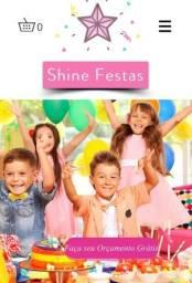 Shine festas e animações