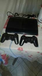 Troco PS3 por pc ou notbook bom