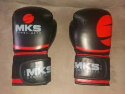 Luva de Box Mks Combatgear