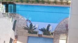 Amplo 3 quartos, próx. ao Shopping Praia da Costa. Montado. Lazer de clube