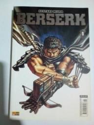 Mangá BERSERK (Volume 1/ Panini comics)