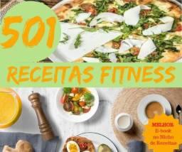 501 Receitas Fitness Práticas e Deliciosas
