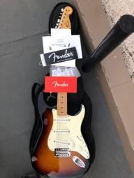 Guitarra fender stratocaster mexico