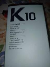 Celular k10 novo 2017
