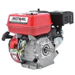 Motor 5,5hp À Gasolina - Eixo Horizontal - Motomil