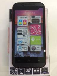 Vendo celular iPró novo!