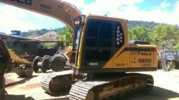 Máquina escavadeira lg6150