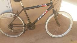 Bicicleta toda revisada ótima vendo ou troco