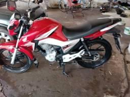 Vendo moto titan cg 160. - 2016