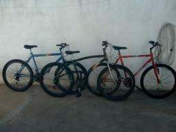 Tenho bicicletas pra venda