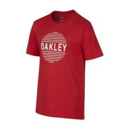 Camiseta Masculina Oakley The Faded Circle Tee Novo Importado