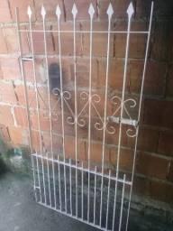 Portão de ferrp