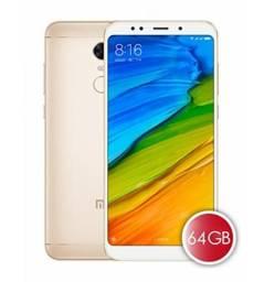 Celular Xiaomi Redmi 5 Plus 64gb/4gb Ram + Brindes - Com Garantia