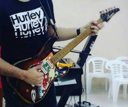 Guitarra lyon 1990 top