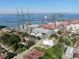 Terreno à venda, 307 m² por r$ 109.500,00 - santa terezinha - itapoá/sc