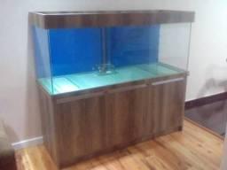 Aquario 300ltrs para peixes