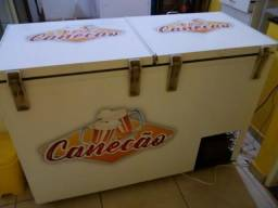 Freezer usado