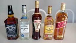 Bebidas importadas originais, otimos preços