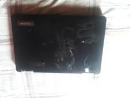 Notebook pra tirar peças
