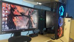 PC gamer - roda todos os games no ultra a 60 fps