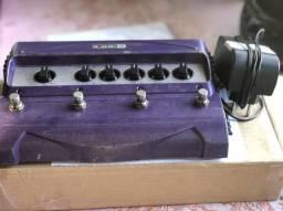 Pedal Line 6 FM4 troco por notebook