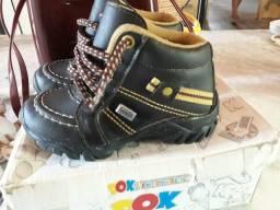 Sapatos masculino praticamente novos enxoval completo novissimo