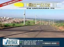 380,00 por mês Terreno em Umuarana-Pr.
