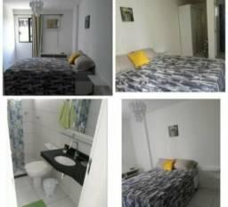 Apartamento Temporada 2/4 Mobiliado Ponta Verde