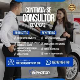 Contrata-se Consultor de Vendas
