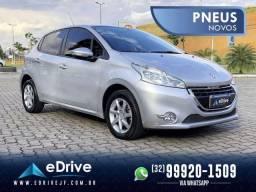 Peugeot 208 Active Pack 1.6 Flex Automático -  Carro de Presença -  Estado de Zero - 2015
