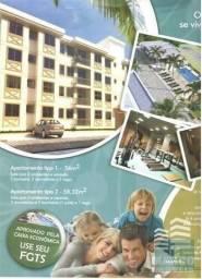 Apartamento com 2 dormitórios à venda, 58 m² por R$ 220.000 - Prata - Teresópolis/RJ