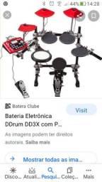 Bateria eletrônica DDrum  DD3X