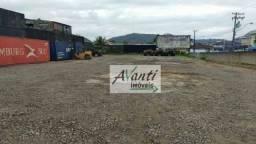 Terreno com 2818 m² para locação no Planalto Bela Vista - São Vicente/SP