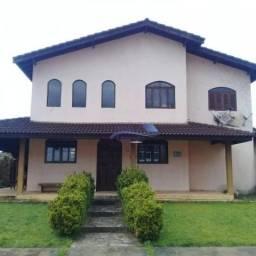 Sobrado com 4 dormitórios à venda, 300 m² por R$ 650.000,00 - Boracéia - Bertioga/SP