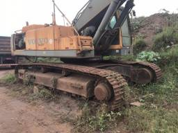 Escavadeira Volvo 460