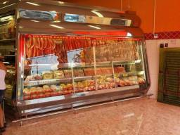 Balcão de açougue * balcão frigorífico * vitrine expositora pra carne