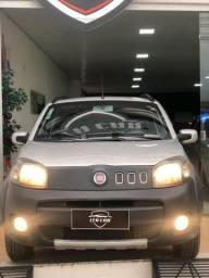 Fiat uno way celebration evo fire flex - 2014