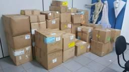 1.300 peças de Confecções, Roupas, Camisetas, Calças, Blusas, Infantil