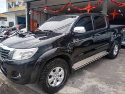 HILUX 2014/2014 3.0 SRV 4X4 CD 16V TURBO INTERCOOLER DIESEL 4P AUTOMÁTICO - 2014