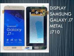 Display SamsunG J7 Metal