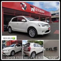 Toyota/Etios Hatch 1.5 13/13 - 2013