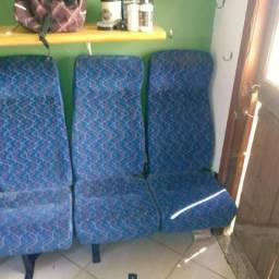 Assentos, bancos para micro onibus/van