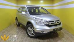 CRV 2010/2011 2.0 EXL 4X2 16V GASOLINA 4P AUTOMÁTICO - 2011