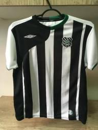 Camiseta Oficial Figueirense Feminina tam M